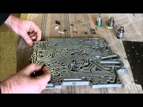 Zf 5hp19 Valve Body Additional Information Youtube