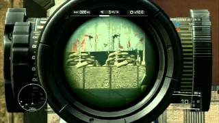 Sniper Ghost Warrior 2 / Multiplayer Gameplay