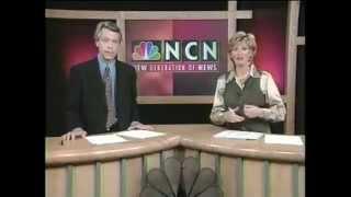 WNCN NBC 17 News Debut (9/4/1995)