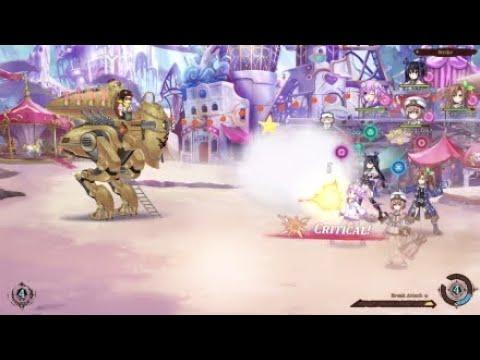 Super Neptunia RPG - Pixel Attack!