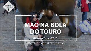 New York #8: MEMORIAL, CHARGING BULL, CENTURY 21