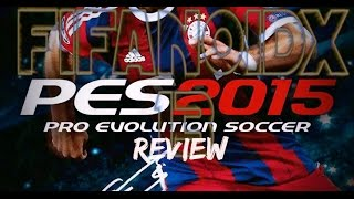PES 2015 REVIEW (GR)