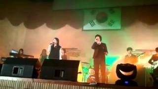[Pre Debut] Taeil (SMROOKIES) Duet Performed at Seoul Science High School