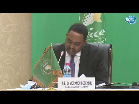 38th IGAD Extraordinary Summit of the Assembly of Heads of State and Government