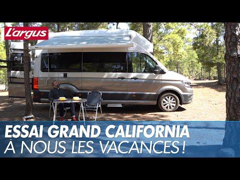 Essai Volkswagen Grand California 600 : la maison Volkswagen