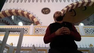istanbulda Camide okunan Duygu  Yüklu  Muhteşem  Kuran-i kerim Tilaveti