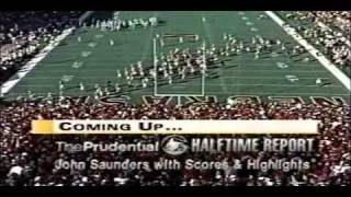 1995 #8 Kansas State Wildcats at #2 Nebraska Cornhuskers