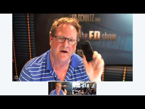 Live chat with MSNBC's Ed Schultz at DNC 2012
