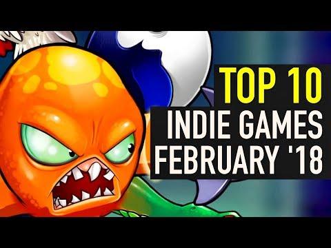 Top 10 Best Indie Games of February 2018