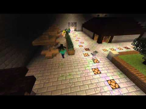 Minecraft Adventure Map: Bioshock Escape From Rapture