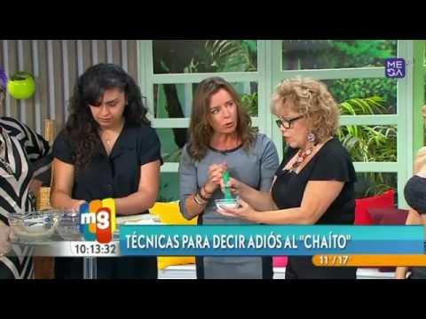 Angelica Contreras - Estética - Chaito!!!, Brazo de Murciélago - Mucho Gusto - www.mega.cl