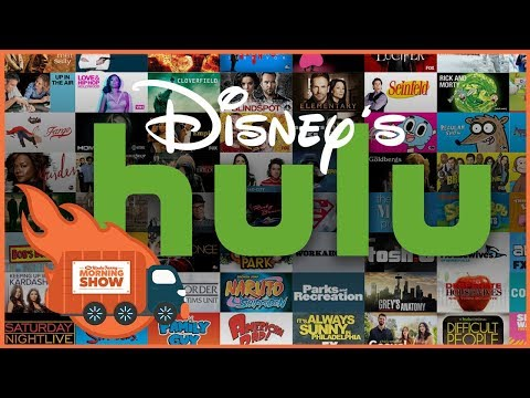 Will Hulu Become Disney's Streaming Platform? - The Kinda Funny Morning Show 11.7.17