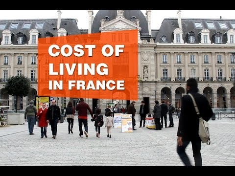 Cost of Living in France - Exchange Students' Guide