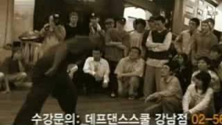 [데프댄스스쿨] 팝핀 부갈루샘 팝핀창시자 데프댄스스쿨 워크샵영상 Boogaloo Sam
