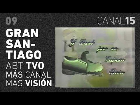 Canal 15 #09: Todas las historias del Canal 22 de Santiago