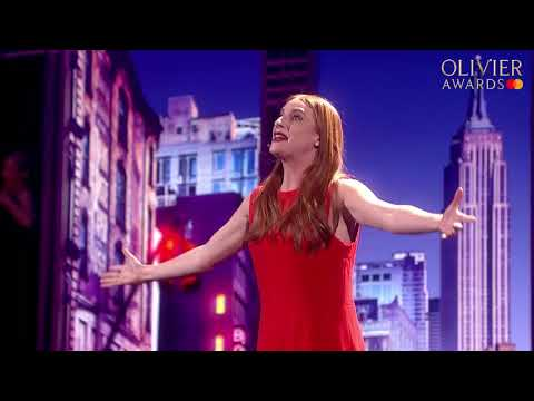 Company performance at the Olivier Awards 2019 with Mastercard