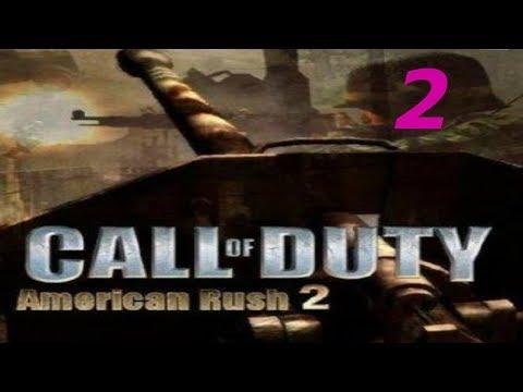 Прохождение Call Of Duty: American Rush #2