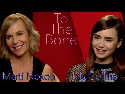 DP/30: To The Bone, Lily Collins, Marti Noxon