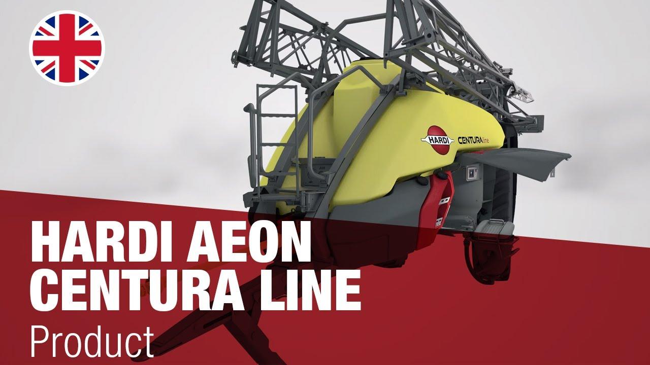 HARDI AEON - CENTURA LINE
