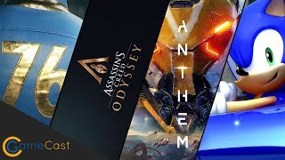 GameCast S01E14   PS Plus, Anthem & Η Οδύσσεια μου δίπλα στον Μιχάλη!