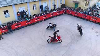KTM Duke Stunt Show 2018 | New Awesome Unseen Stunts | Must Watch | 4K (UHD)