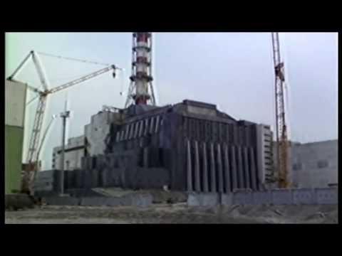 Чернобыль и Припять саркофаг на станции радиации нет