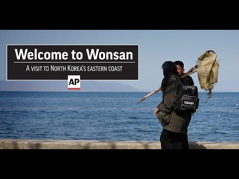 Welcome to Wonsan