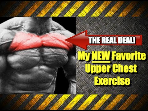 Build a Bigger Upper Chest [Advanced Incline Bench Press Variation]