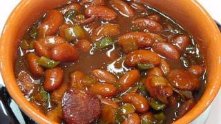 Betty's Cajun Beans And Franks