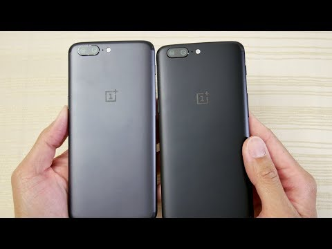Thumbnail: OnePlus 5 6GB RAM vs OnePlus 5 8GB RAM - Speed Test! (4K)