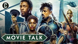 Black Panther: 5th Largest Opening of All-Time - Movie Talk