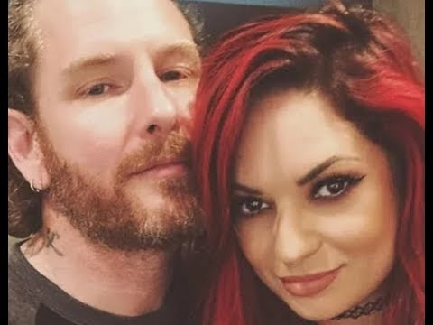 SLIPKNOT vocalist Corey Taylor marries Alicia Dove of the Cherry Bombs...!
