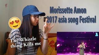 Baixar Morissette Amon - 2017 ASIA SONG FESTIVAL  _ REACTION