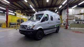 Winnebago Revel 4x4 Adventure Vehicle - A Detailed Walkthrough