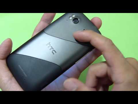 HTC Sensation 4G for T-Mobile Unboxing