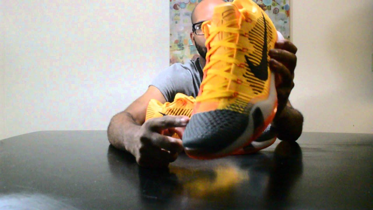 detailed look 98882 cd0e6 Nike Kobe X Elite Low