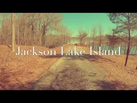 Jackson Lake Island. - Alabama. Big Fish Movie On Location.