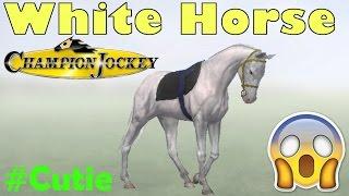 [PS3]Champion Jockey G1 Jockey & Gallop Racer - Finally a white horse