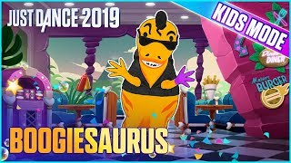 Just Dance 2019: Boogiesaurus (Kids Mode) | Official Track Gameplay [US]