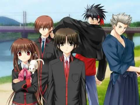 Little Busters! -Ecstasy Ver.- 【Full】【English Lyrics】【HD】 ~ LBEX OP