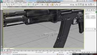 создание модели оружия для кс 1 6 с нуля Часть 1