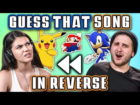 Guess That Song In Reverse Challenge: Video Game Themes