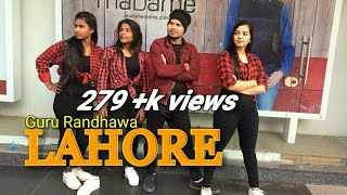 Lahore / Guru Randhawa / Dance Choreography karan kasm/