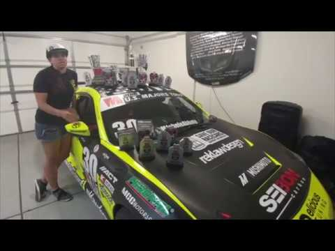 Hoonigans Wanted - Fiat Female Driver Search - Michele Abbate