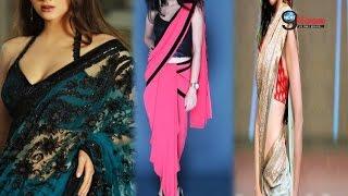 छोटी हाइट की महिलाएं यूं करे Saree को Carry, हाईट लगेगी ज्यादा | Saree Wearing Tips