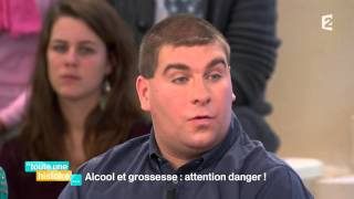 Alcool et grossesse : attention danger ! - #REPLAY #touteunehistoire