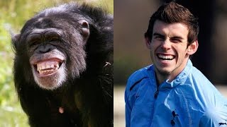 20 Footballers Who Look Like Animals ( Funny )