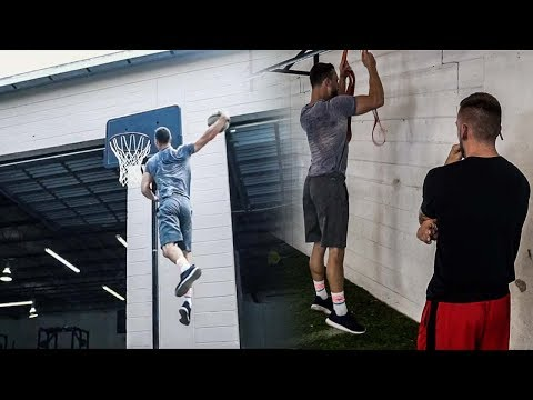 Pro Dunkers Training Session | Overtime Athletes