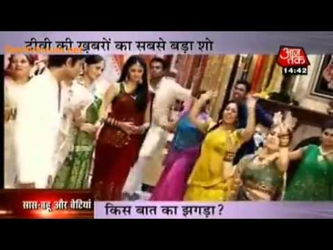 BHPH [On The Sets] Sanchi Ke Ghar Dhoom