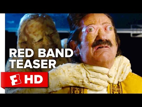 The Greasy Strangler Official Red Band Teaser 1 (2016) - Horror Comedy HD streaming vf